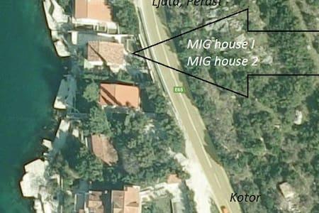MIG house 2 - Kotor - Huoneisto