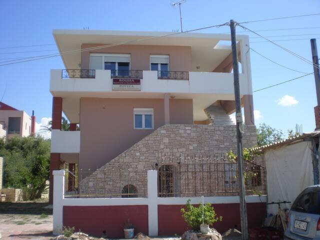 Άνετο σπίτι 2 υπνοδωματίων - Sfakaki - Lägenhet