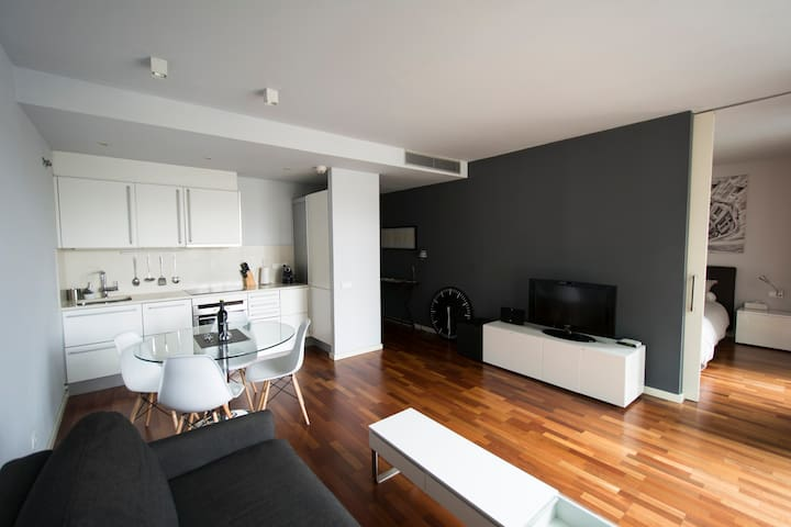 New apartament near the beach - Barcelona - Apartament