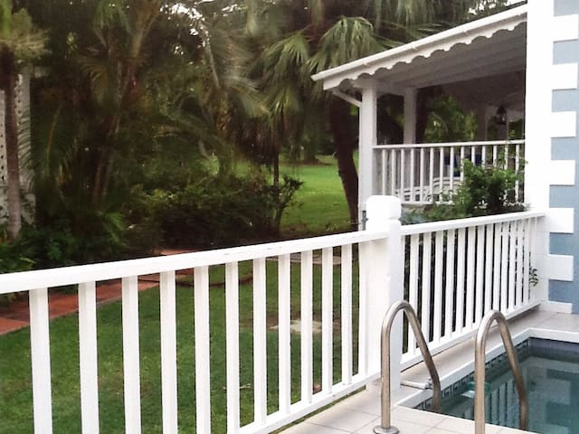 Beautiful villa with plunge pool - Rodney Bay - Villa