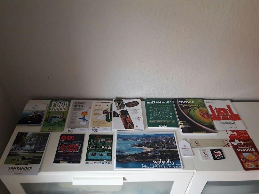 Guía de interés turístico de la ciudad. Gastronomía,ocio y tiempo libre.