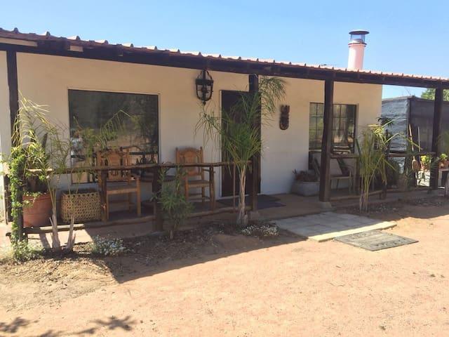 Cabin A Rancho Atenuata