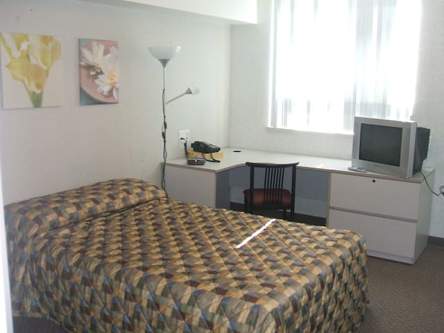 2 bedroom private furnished apt.