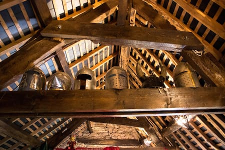 The 14th Century Knight's Chamber - Loft