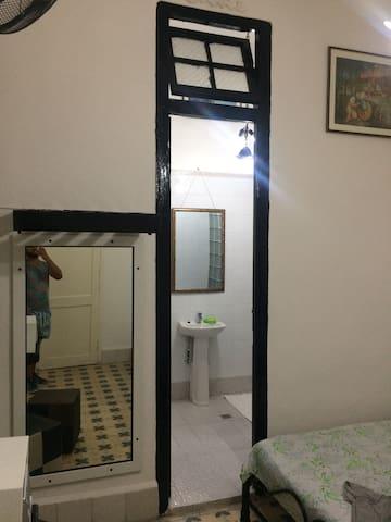 Casa Caracol, Room 1, Habana Cuba