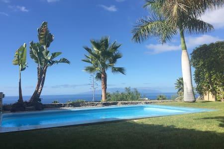 """MEXICAN VILLA """"GOLF SIDE"""" With Pool - Santa Cruz de Tenerife"""