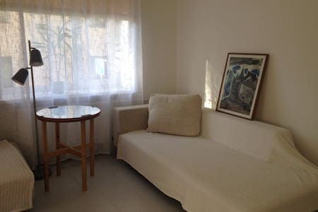 Bright central studio apartment - Tartu