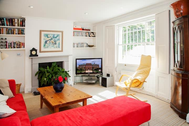 Cosy accommodation in Kensington London