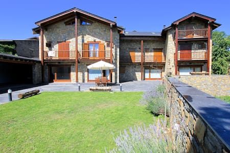 Cerdanya- House whith stone and wood - Lleida - Ev
