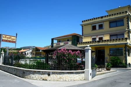 Magic - B&B - tra natura e cultura - Serrone - Bed & Breakfast