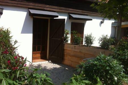 Chambre aux Portes d'Honfleur - Équemauville - Andere