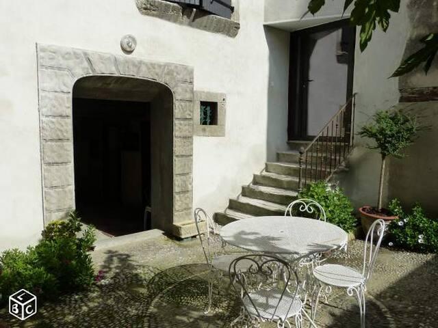 LOCATION GITE EN PAYS CATHARE - Saint-Hilaire - Casa