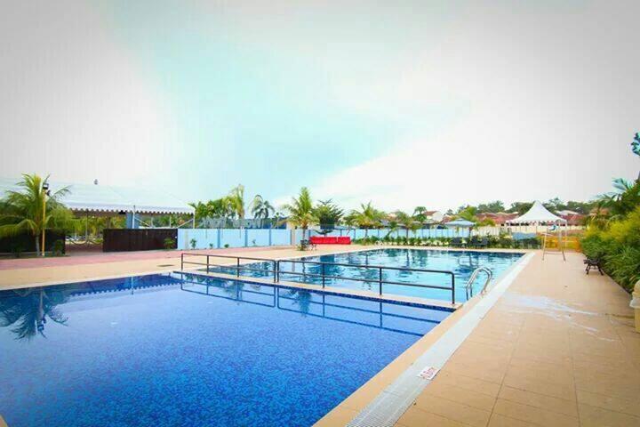 Bayou Lagoon bukit katil Malacca. - Melaka - Leilighet