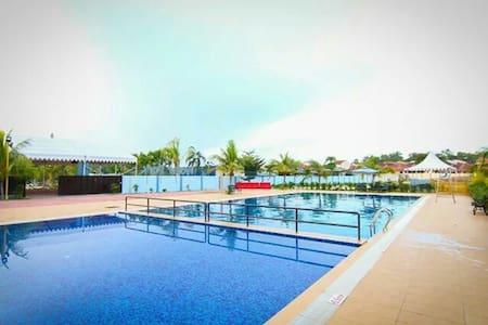 Bayou Lagoon bukit katil Malacca. - Melaka