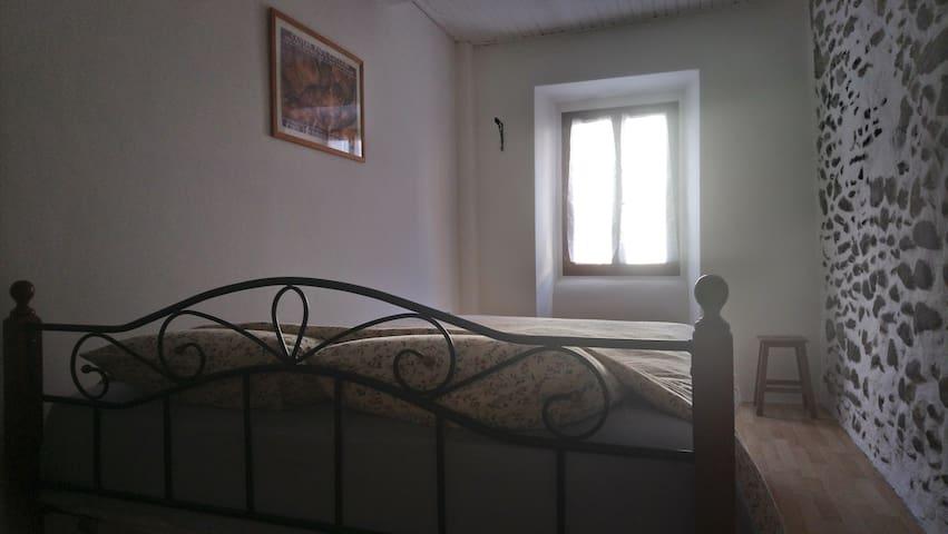 La chambre du 1er étage.
