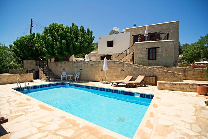 Elpida's Stone House: Aphrodite Suite