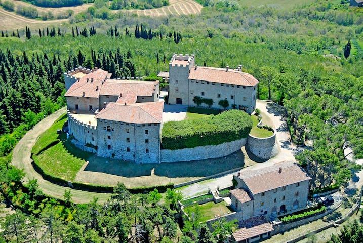 Castello di Montegiove, La Casetta - Montegiove - 아파트