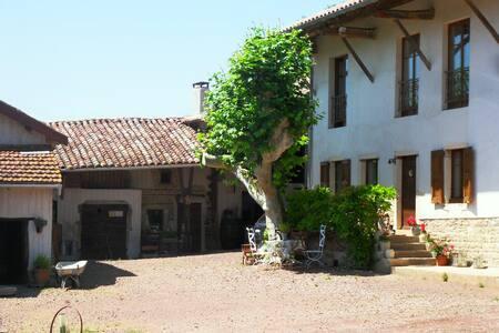 chambre d'hôtes ain-dependances - Saint-Étienne-sur-Chalaronne