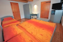 Big Apartment Stol for 6 persons (2 badrooms)