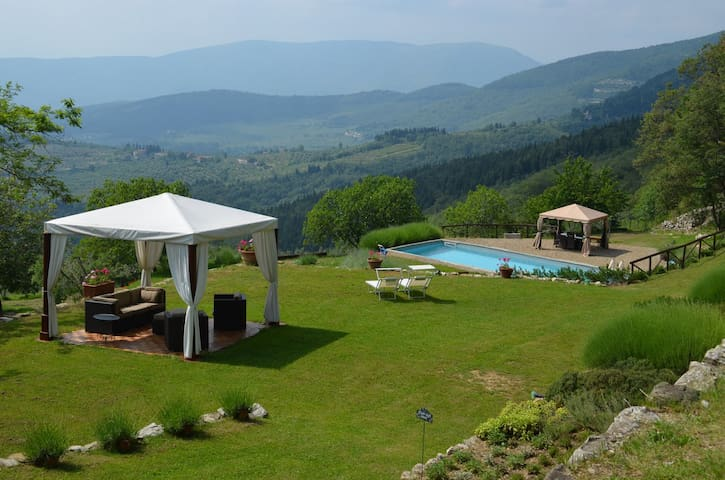 Villa Firenze - Sesto Fiorentino - บ้าน