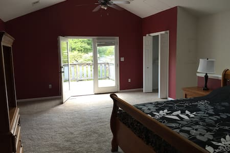 Large 1BR near Lane Stadium - Blacksburg