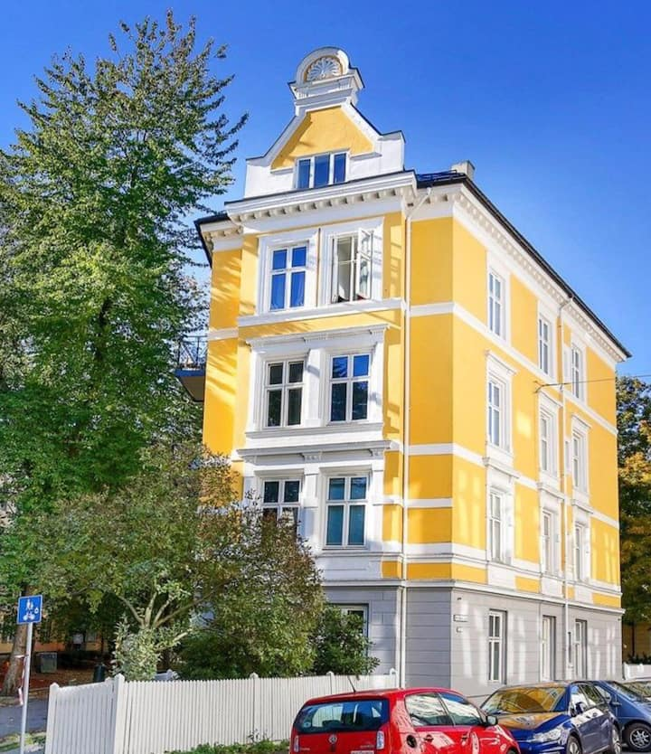 Nice loft apartment 400 m from Aker Brygge