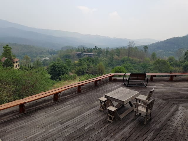 House on the Hill, Chiang Mai