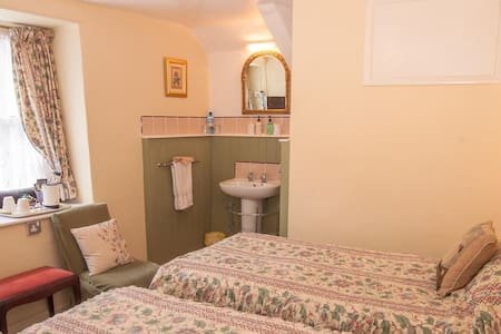 Room 6 DB/TW Private Bathroom - Yelverton - Bed & Breakfast