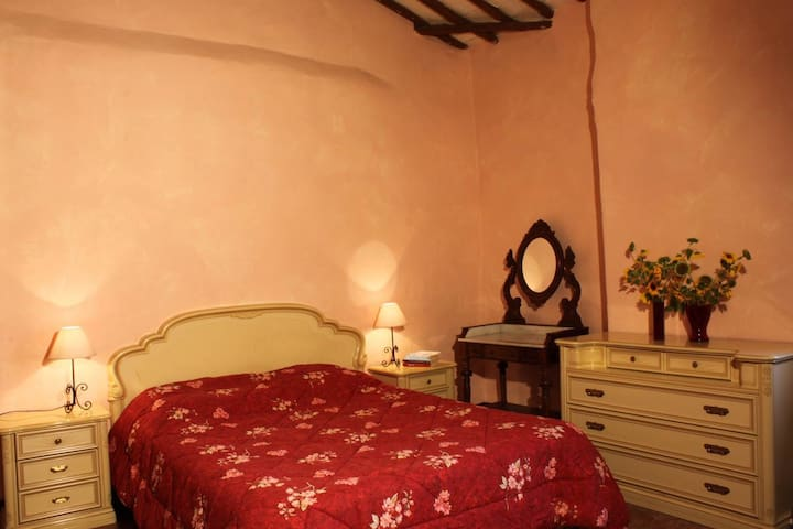 Rose Room - Under the Tuscan Sun - Colle Ciupi - Huis