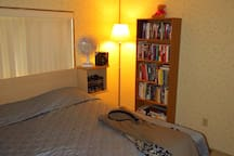 Guest bedroom, right