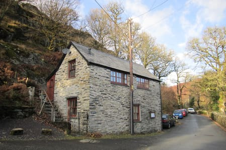 Lloft O.T. - Cottage in Snowdonia