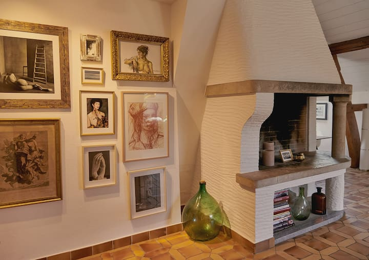 Private Room in a House of Artist