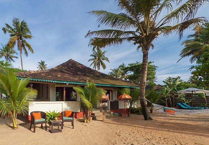 Luxury Beach Villa Kerala, Alleppey
