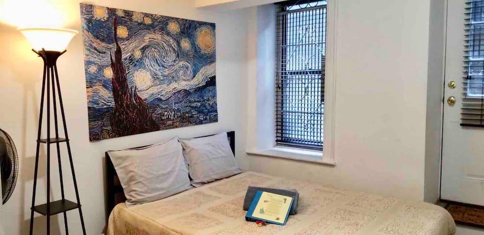 Private Room w/a Patio In Center of Manhattan!