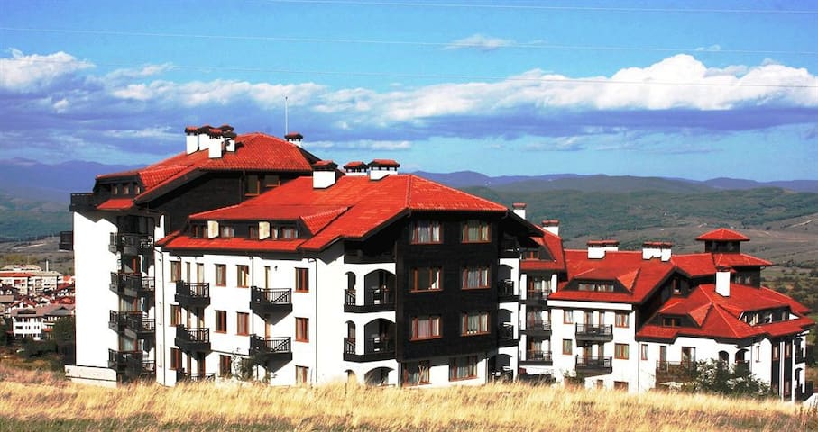 Amazing Flat at All Seasons Club - Bansko - Apartamento