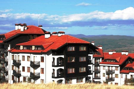 Amazing Flat at All Seasons Club - Bansko - 公寓