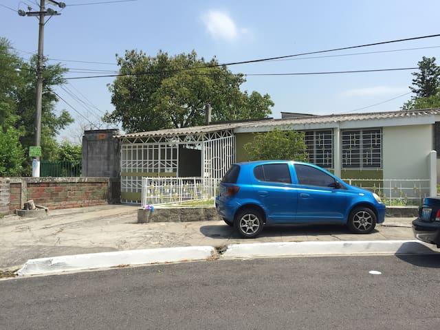 Habitacion privada en casa - San Salvador - Rumah