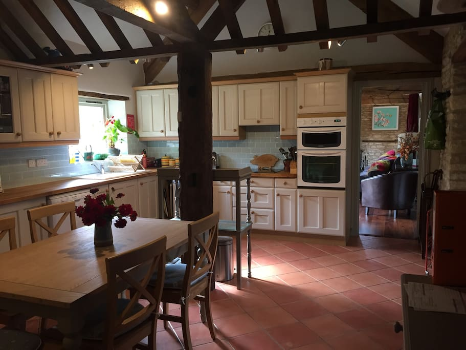 Cotswold cottage nr chipping norton huizen te huur in for Kitchens chipping norton