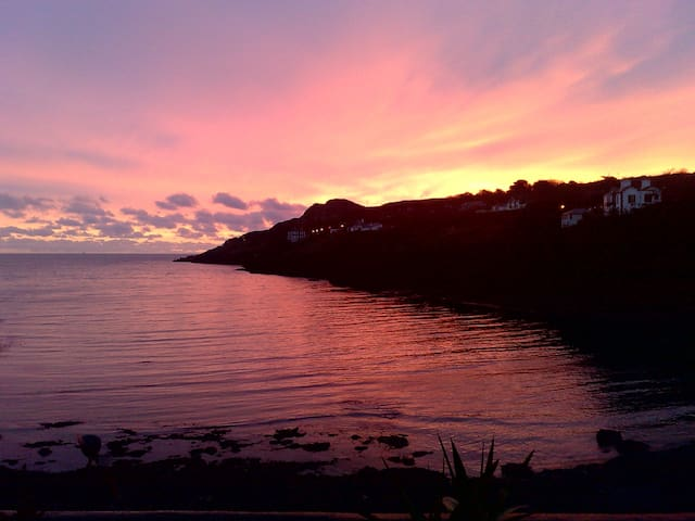 Ocean Front apartment with Terrace! - Howth - Apartamento