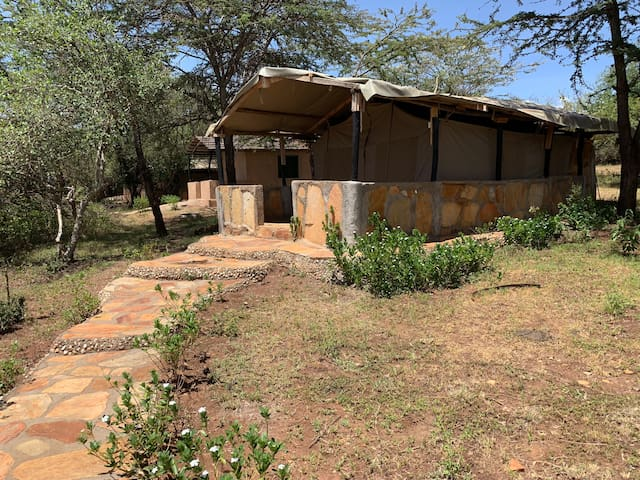 Semadep Maasai Camp - Solo Traveller - Full board