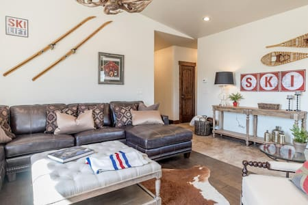 Stunning Luxury Single Level Condo! - Heber City - Appartement en résidence