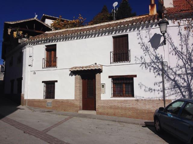 Casa Rural Huétor Santillán - Huétor - Santillán - บ้าน