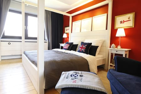 Haus am Baackeshof – Zimmer Nord - Krefeld - Pousada