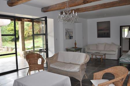 Villa 5 bedrooms swimming pool wifi - Sault en Provence  - วิลล่า