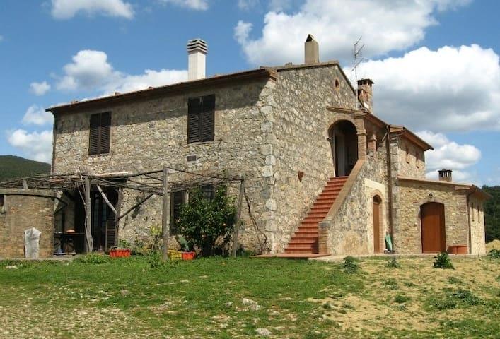 VACANZA  AGRITURISMO  IN MAREMMA - Batignano