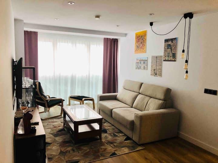 Recién reformado apartamento playa San Lorenzo