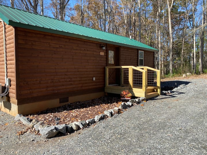 Newly Built Cabin - 15Min to Asheville W/Hot Tub