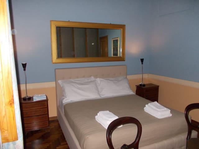 il comfort della camera da letto
