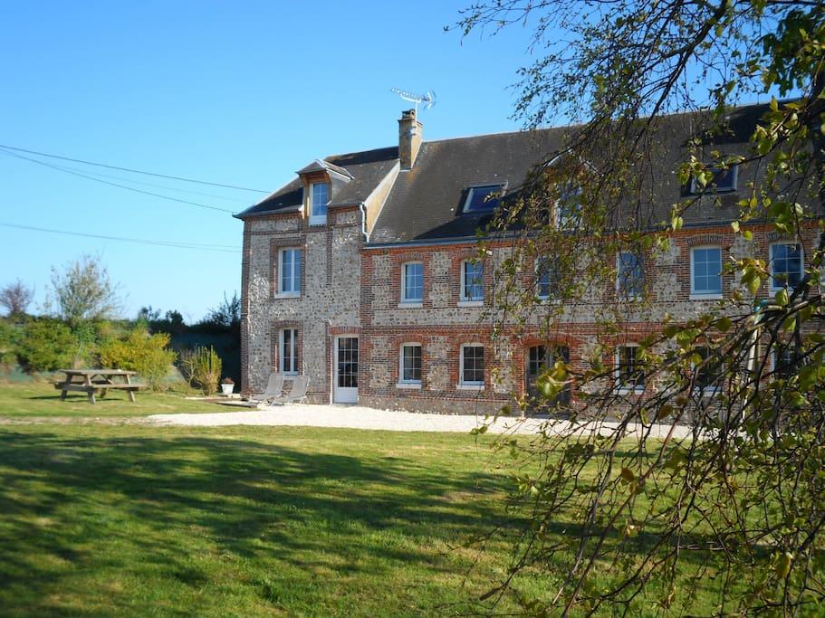 Chambre a l 39 oree du lin galet maisons louer - Chambre des notaires haute normandie ...