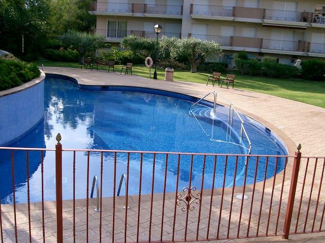RESIDENCIAL GOLDEN BEACH - Sant Carles de la Ràpita - Wohnung